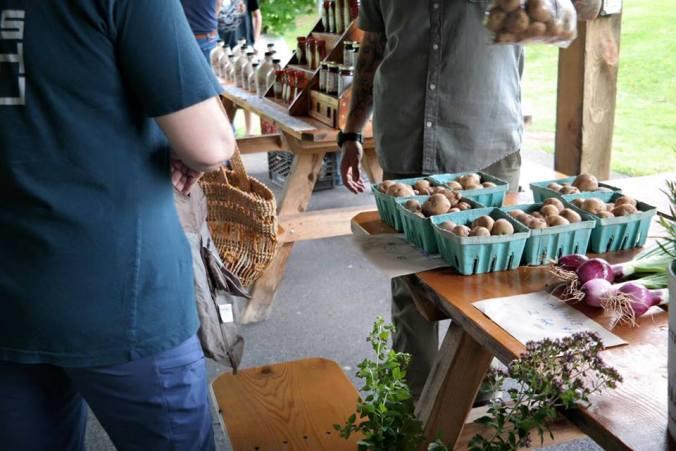 blog farmers market
