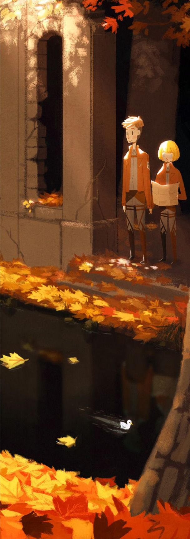 http://theartofanimation.tumblr.com/post/105052942593/olivia-huynh