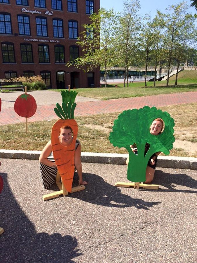 farmers market veggie cut outs