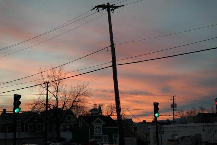 hudson 17 sunset