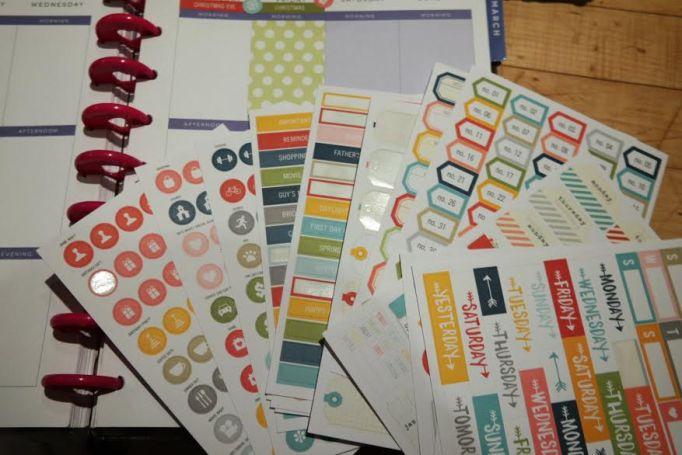 planner 2 stickers