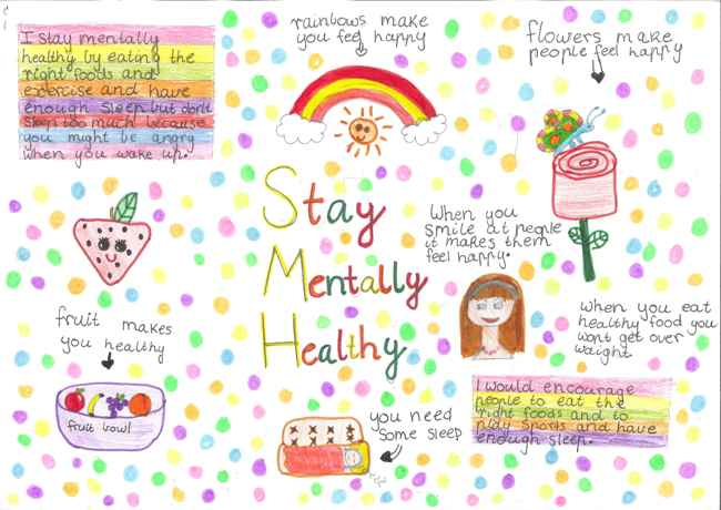 stay mentally healthy