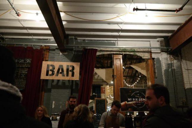 basil bar