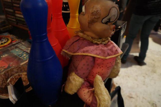 basil doll