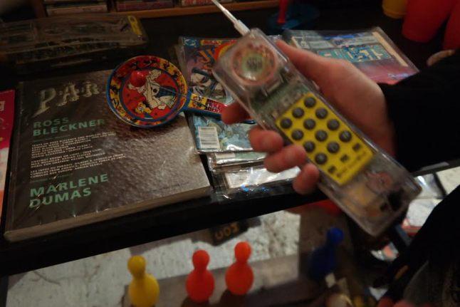 basil phone