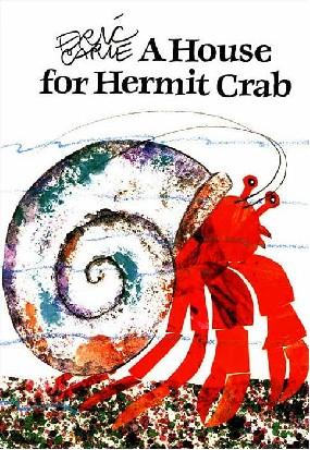 eric carle hermit crab
