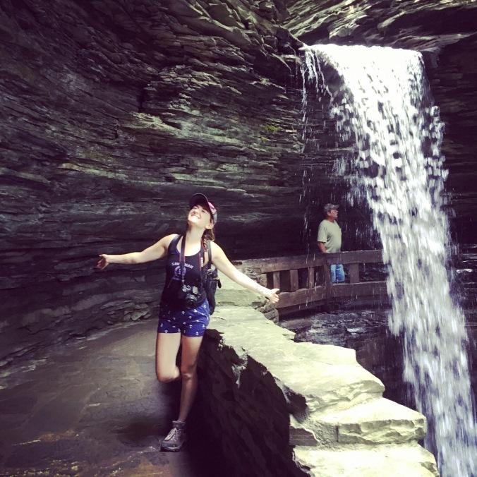 me at falls